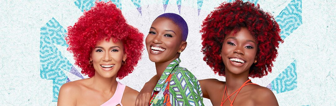 Creme of Nature Hair Color Launch